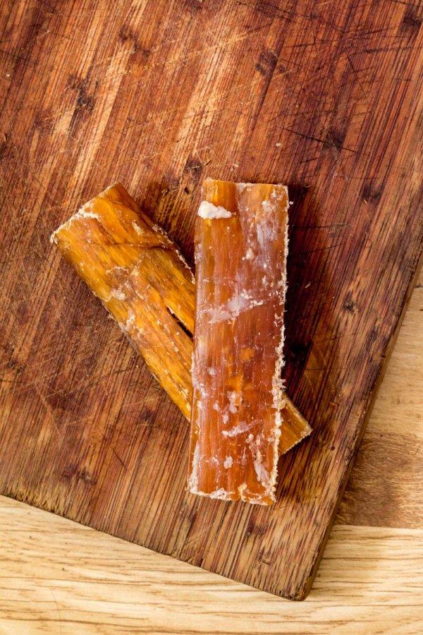 Beef Flats - Hard sinew-like treat-0