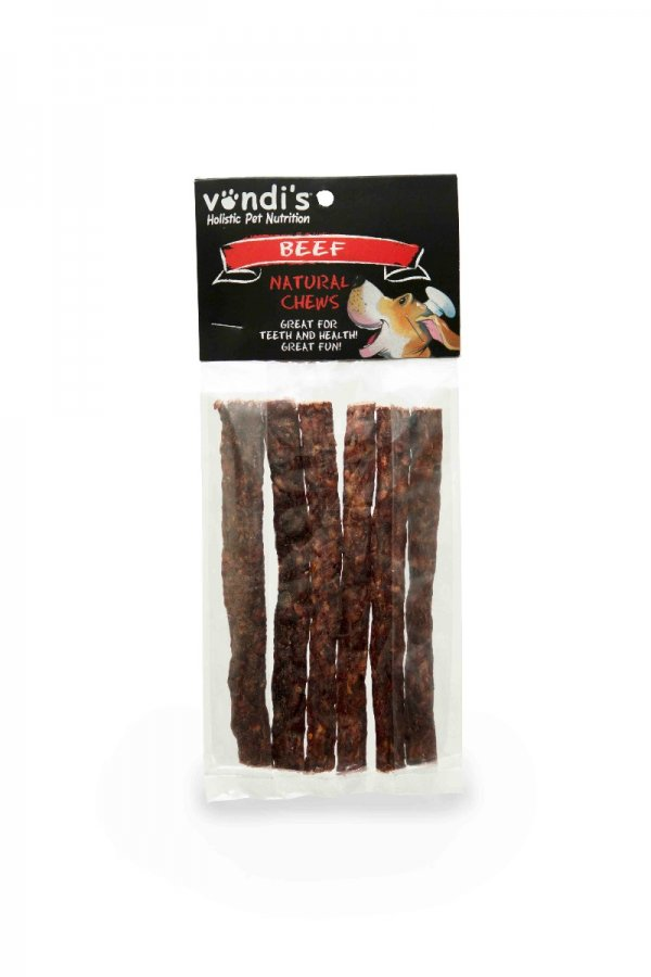 Dry Sausage - A chewy dry treat for slow chewers-114
