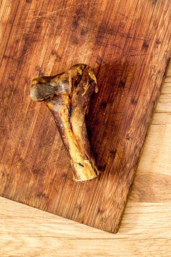 Ostrich Lolly Pop - Long-lasting hard chew-0