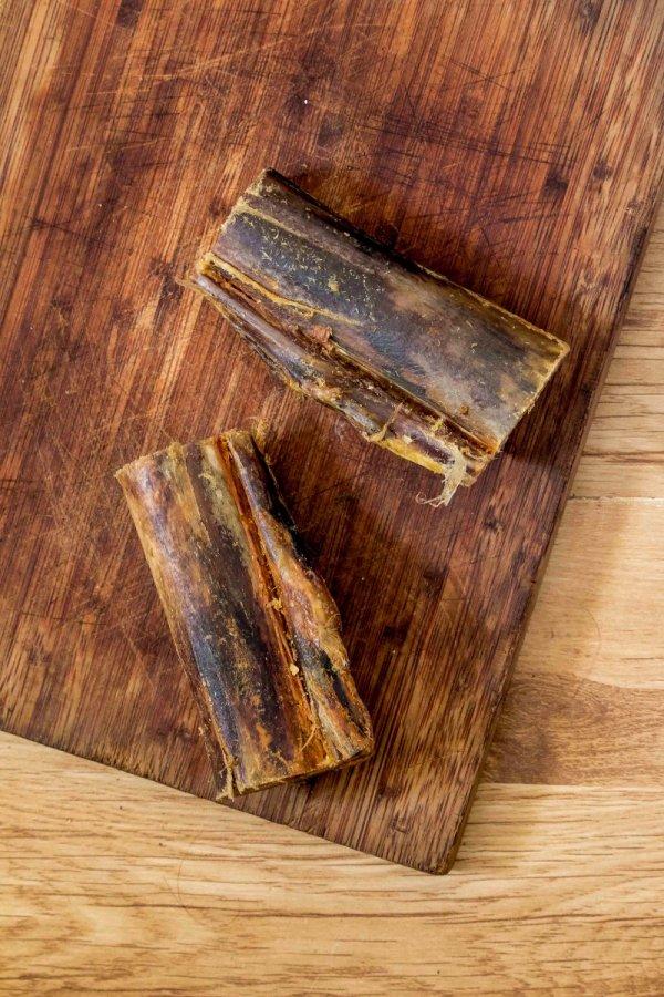 Ostrich Shafts (Marrow) - A hard long-lasting chew-0