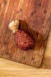 Turkey leg- A hard long-lasting chew-0