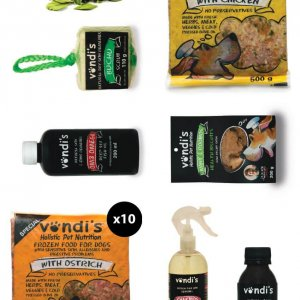 VONDIS Itchy Skin Value Pack WITH FOOD (Cpt, Jhb, Pta only)-0