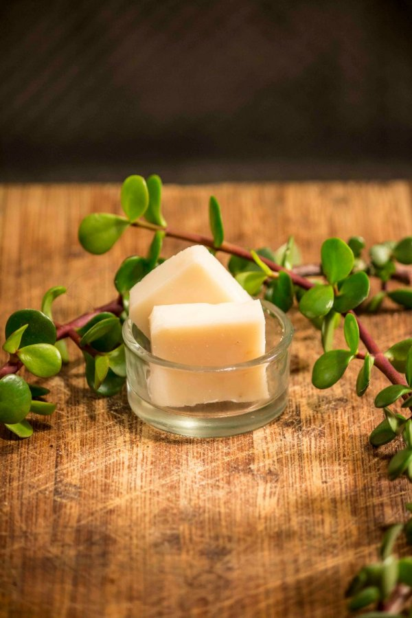 Buchu Anti-Bacterial Soap Scrub - 110g-100
