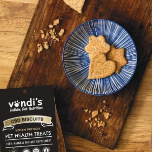 Vondi's CBD Oil Biscuits - 200g-254