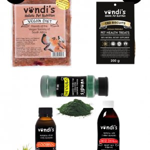 VONDIS Vegan Healthy Value Pack Combo with Food-0