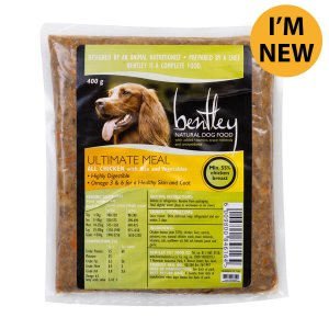 Bentley Ultimate High Protein Dog Food 400g-0